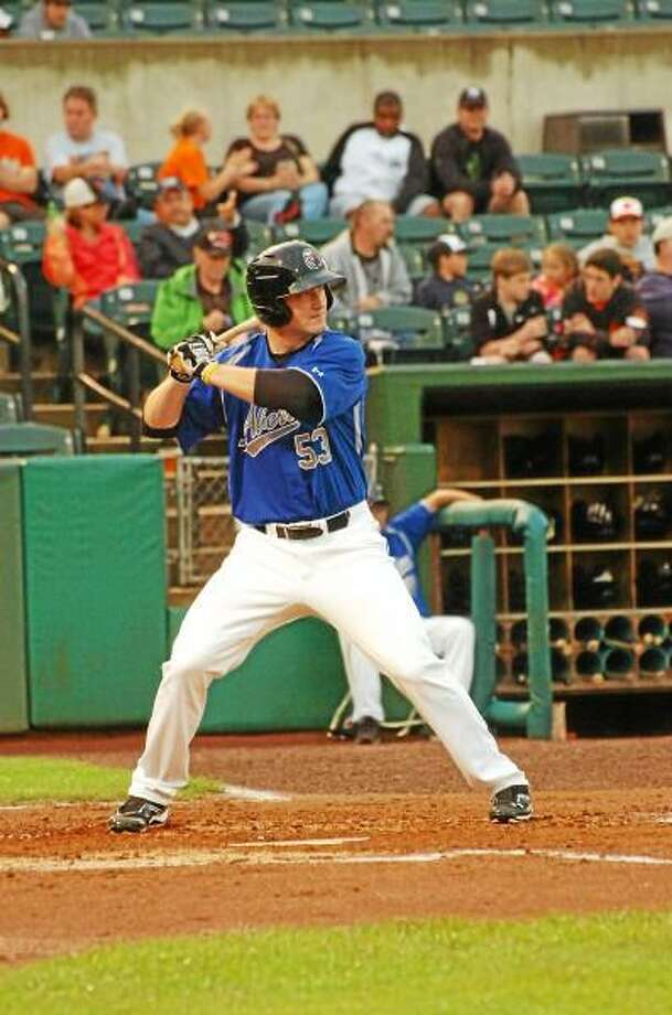 Torrington native Conor Bierfeldt to make a his return to Connecticut on Friday. Submitted Photo - Aberdeen Ironbirds