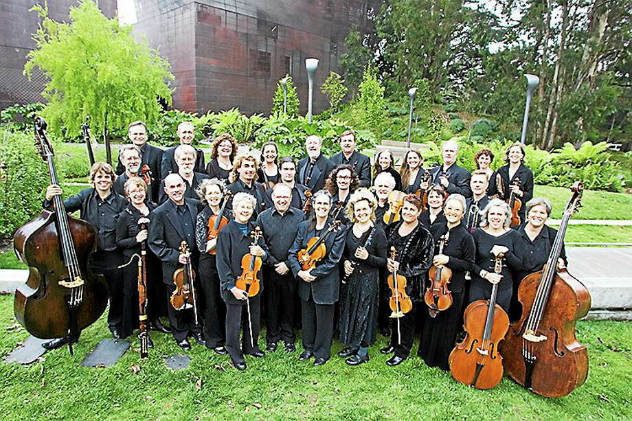 Photo courtesy of Philharmonia Baroque Orchestra Philharmonia Baroque Orchestra and Chorale are performing Friday night at the Norfolk Chamber Music Festival, featuring works by Handel and others. Photo: Journal Register Co.