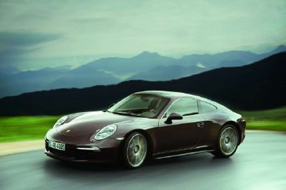 The 2013 Porsche Carrera 4S has a 3.8-liter 400 horsepower engine that will test your ability to drive responsibly.