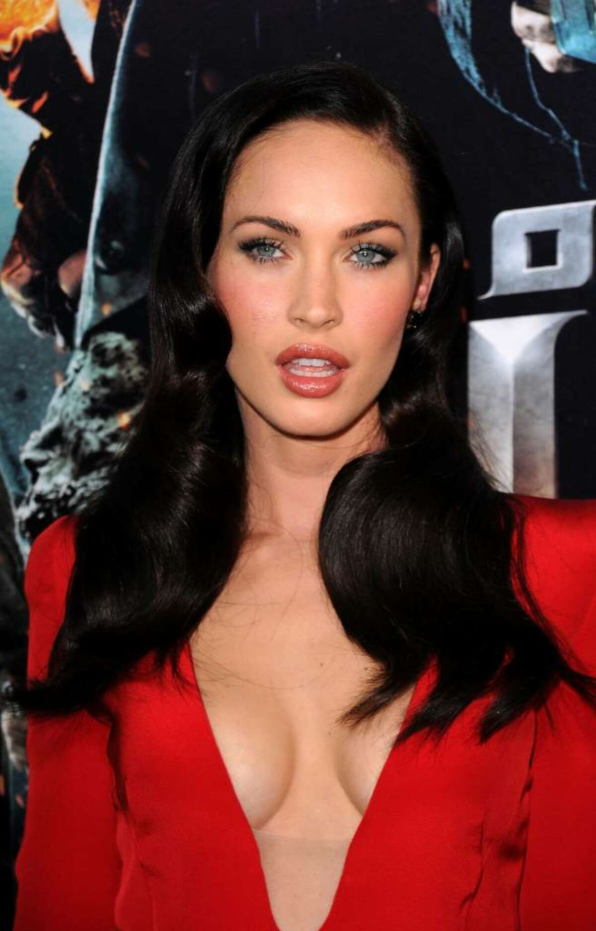 """HOLLYWOOD - JUNE 17: Actress Megan Fox arrives at premiere of Warner Bros. """"Jonah Hex"""" held at ArcLight Cinema's Cinerama Dome on June 17, 2010 in Hollywood, California. (Photo by Jason Merritt/Getty Images) *** Local Caption *** Megan Fox"""