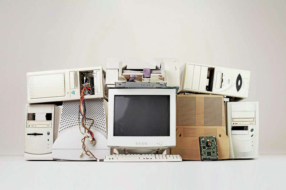 Having a list of the old computers and electronic gadgetry can help in the process of reselling or recycling (The Macomb Daily/Getty Images/iStockphoto). Photo: IStockphoto  / iStockphoto