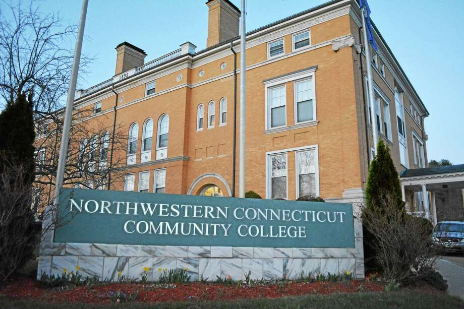 Northwestern Connecticut Community College in Winsted. Photo: Ryan Flynn — The Register Citizen