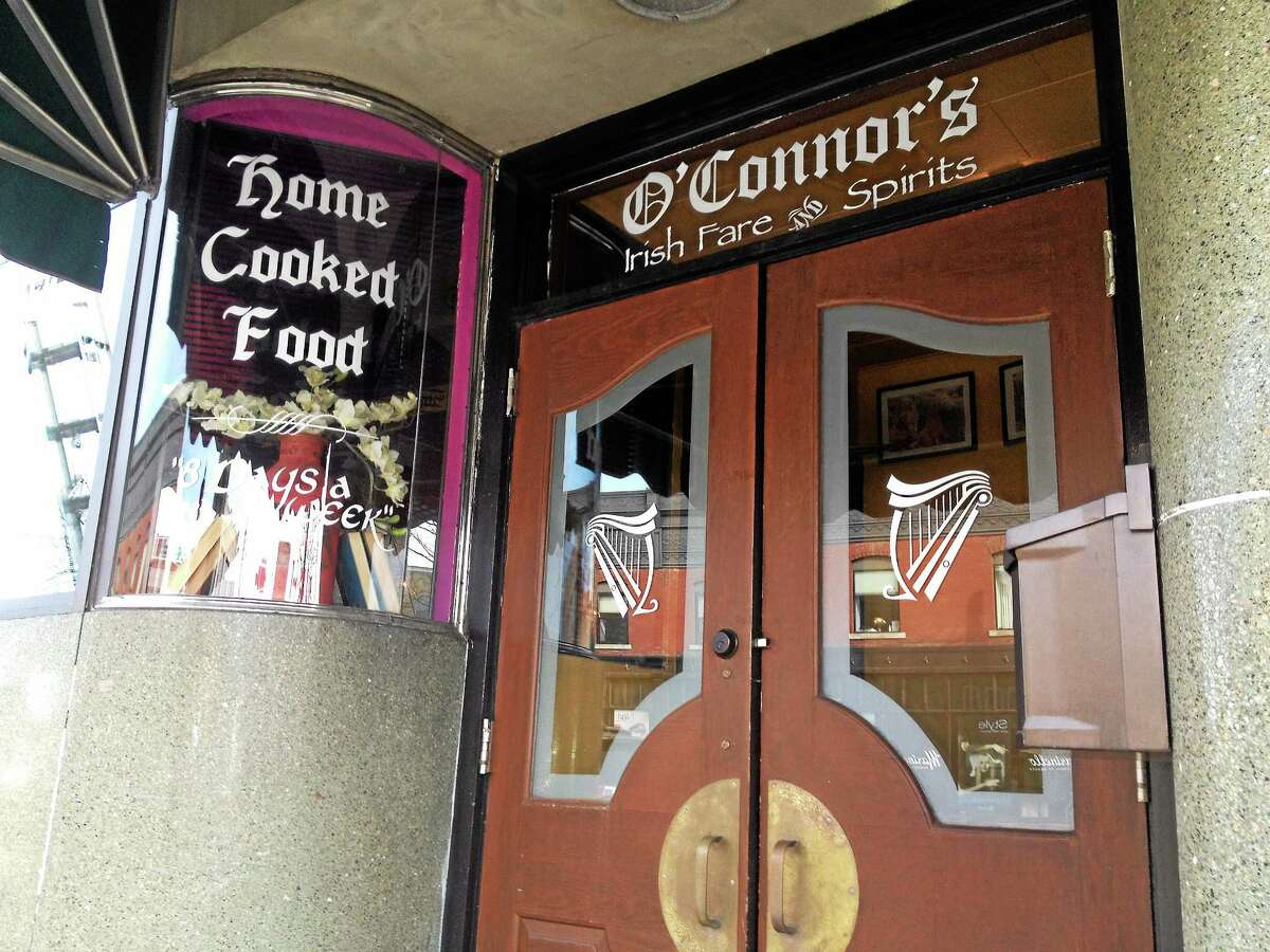 The latest location for O'Connor's Public House, an Irish pub, at 26 East Main St. in Torrington.