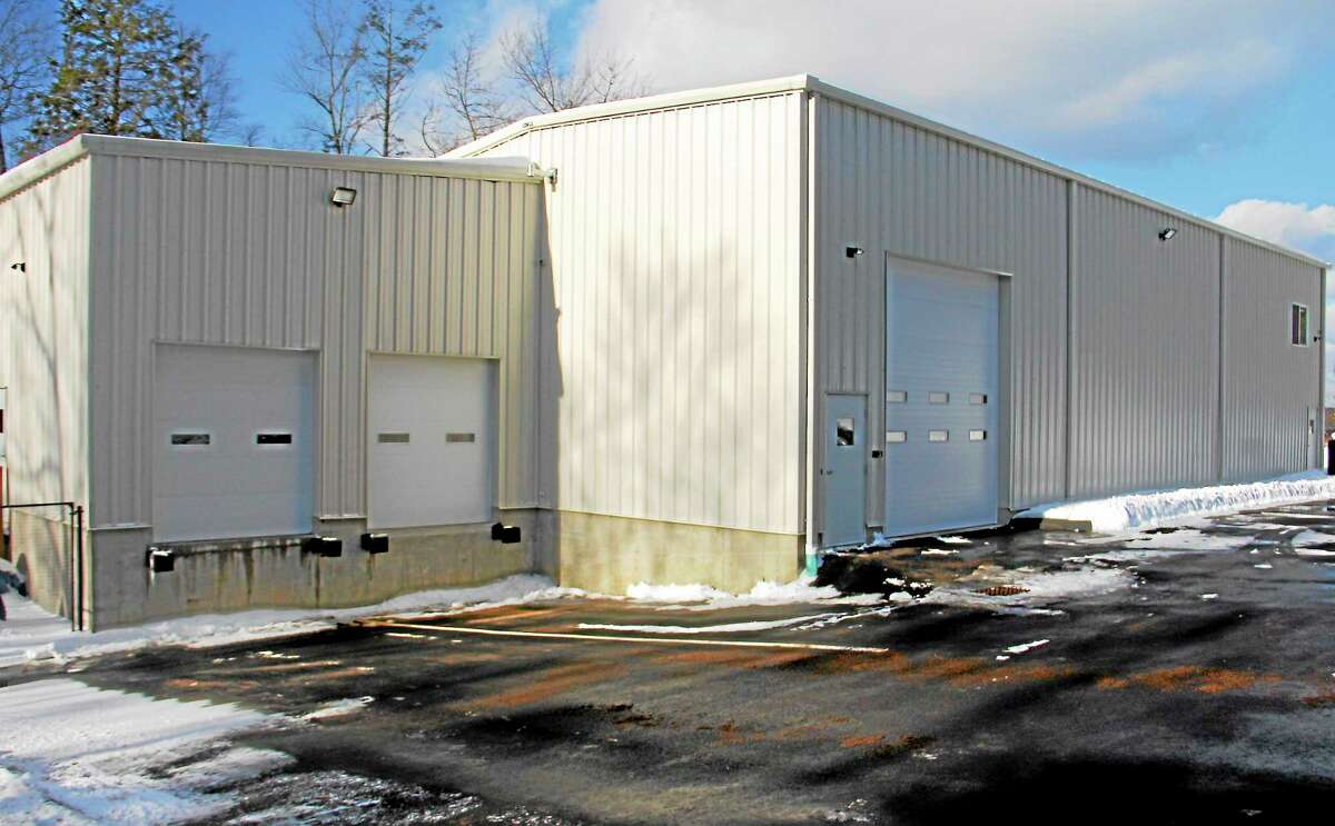 The warehouse where Critterfence operates at 500 Technology Park Dr. on Monday, Dec. 16, 2013.