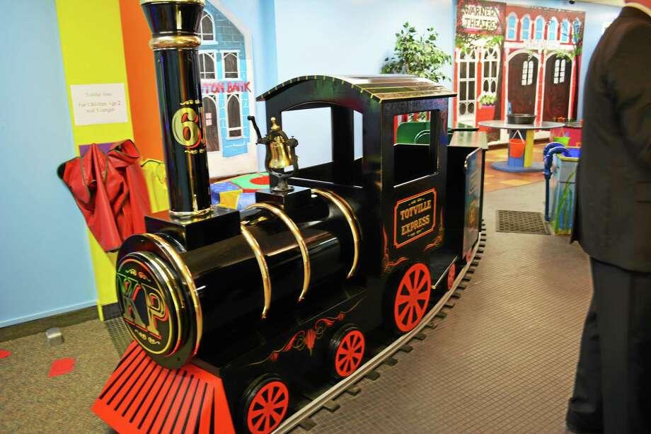 Inside KidsPlay, located at 61 Main St., in Torrington. Photo: Jenny Golfin — The Register Citizen