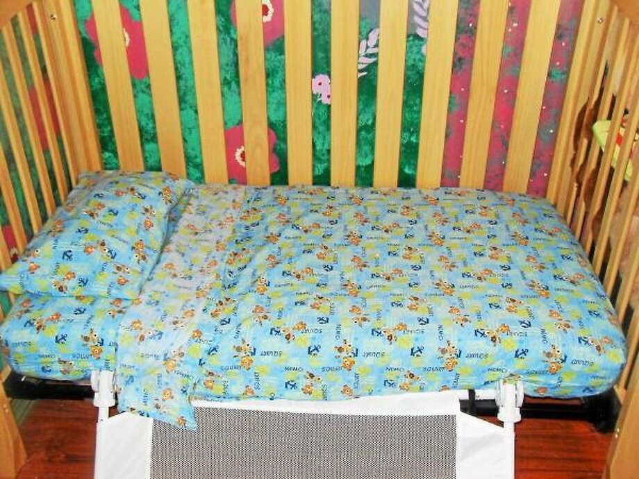 The 2in1 toddler sheet, another of Kenyon's entries in the Get on the Shelf contest. / COPYRIGHT, 2009