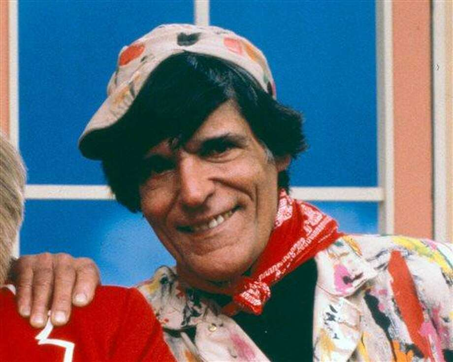"""FILE - This is a 1979 file photo of Cosmo Allegretti, who plays Dennis the Painter on the children's show """"Captain Kangaroo.""""  Allegretti, who had homes in Hampton Bays, N.Y. and New River, Ariz., died of emphysema on July 26, 2013, in Arizona, said John Munzel, his attorney and friend. He was 86. (AP Photo/CBS, File) Photo: AP / CBS"""