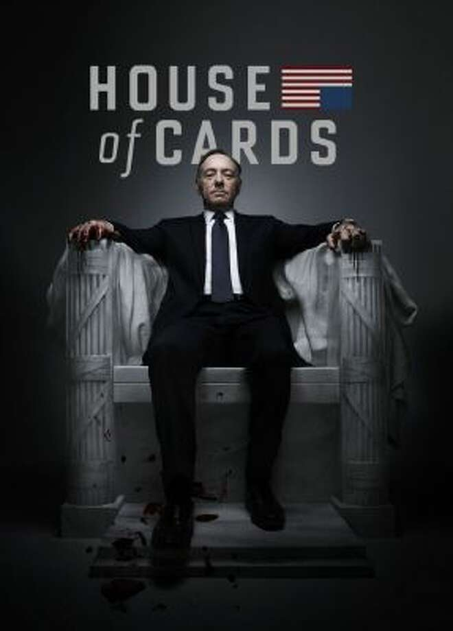 "Following its first season, ""House of Cards"" was a nominee for four Golden Globe Awards."