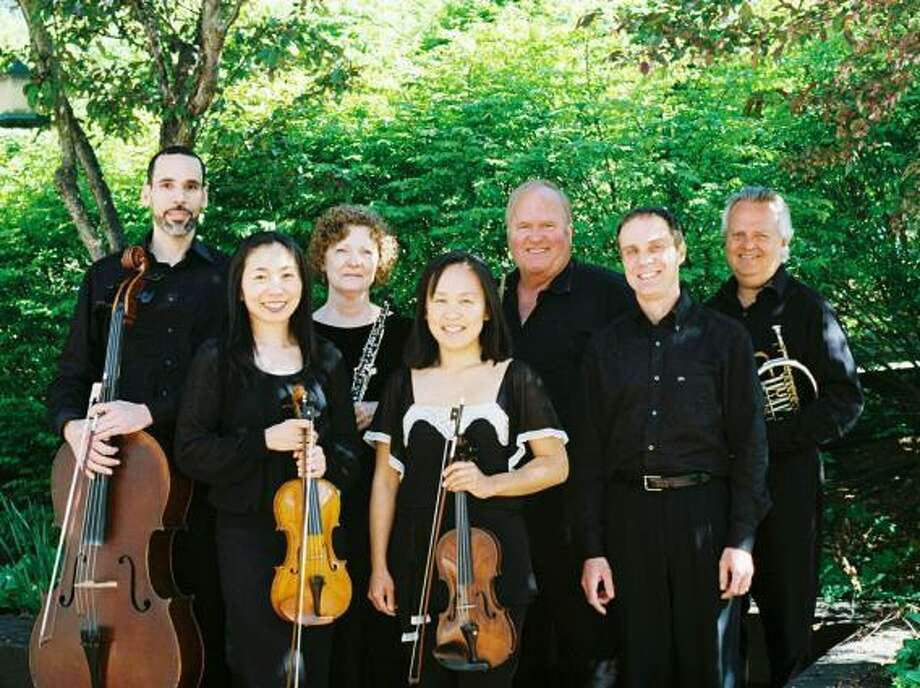 Submitted photo - the New Baroque Soloists The New Baroque Soloists will perform at St. Michael's in Litchfield on Tuesday, Aug. 13.