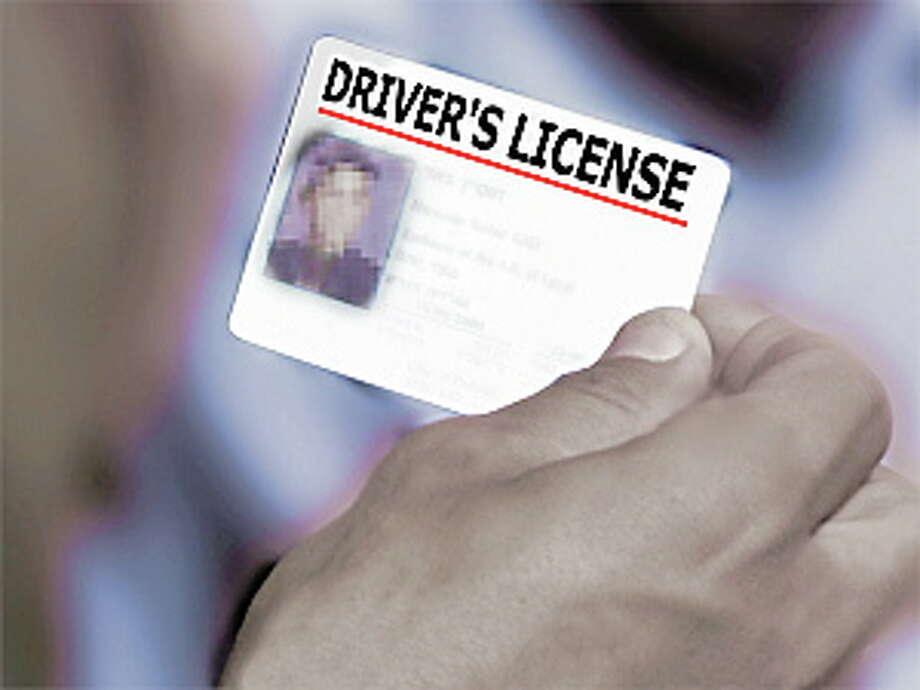 Driver's License (credit: AP)
