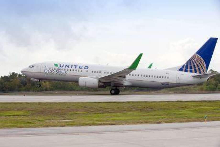United Airlines was deemed the greenest airline in the world.