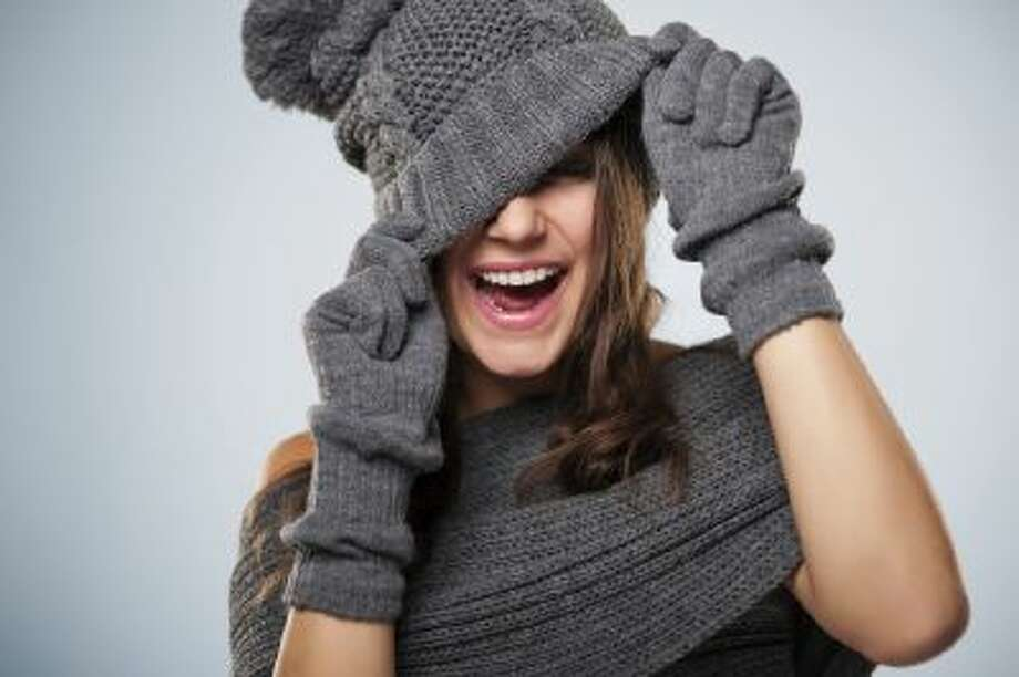 Experts say dressing nicely can help boost spirits during the cold winter months when you might feel down due to the weather.