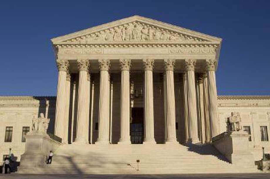 Andrew Harrer/Bloomberg - The Supreme Court building in Washington, D.C.