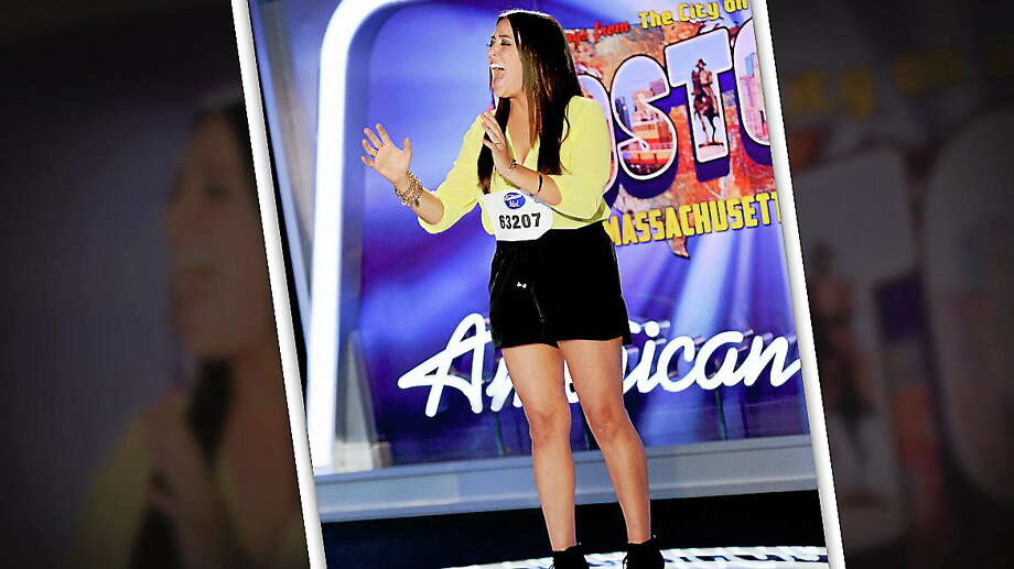 Erin Christine Prestileo, of Madison Photo: Contributed Photo — American Idol