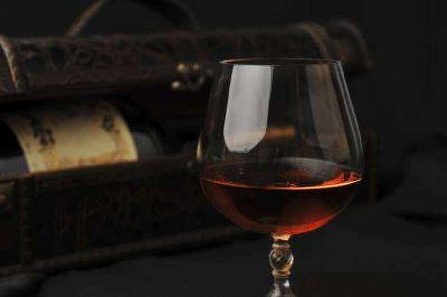 glass of cognac Photo: Getty Images/iStockphoto / iStockphoto