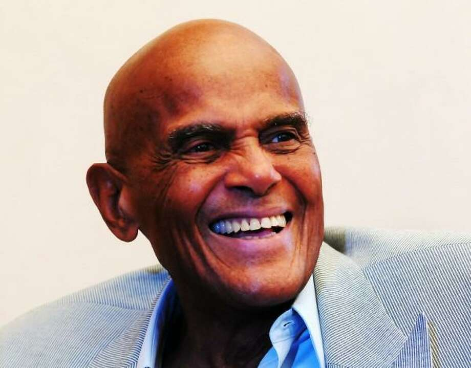 "Mara Lavitt â?? Register August 5, 2013. Singer, actor, civil rights activist Harry Belafonte spoke about his dyslexia to reporters before an appearance at a Yale symposium on ""Multicultural Dyslexia Awareness Initiative"" at Linsly-Chittenden Hall."