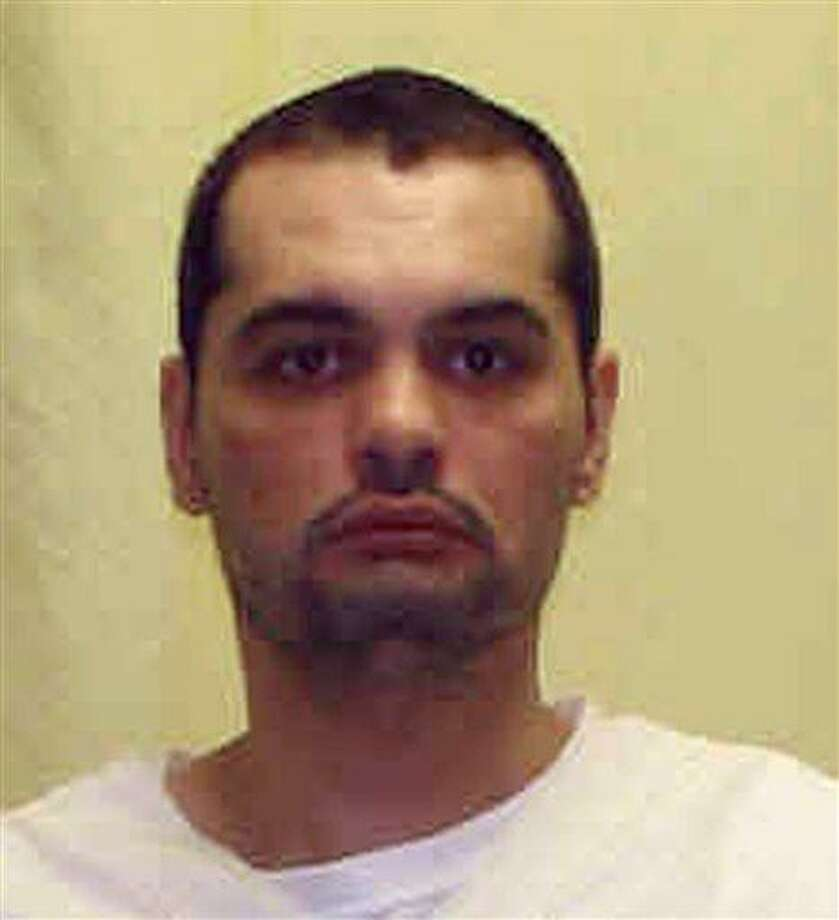 This undated file photo provided by the Ohio Department of Rehabilitation and Correction shows Billy Slagle. Slagle, facing execution Wednesday was found hanged in his cell at the Chillecothe, Ohio Correctional Institution Sunday morning, Aug. 4, 2013. (AP Photo/Ohio Department of Rehabilitation, File) Photo: AP / Ohio Department of Rehabilitation and Correction