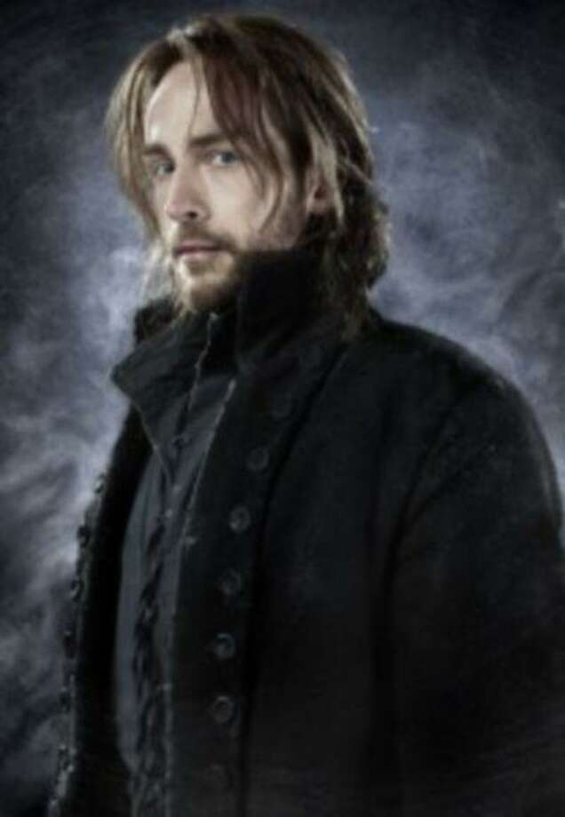 "Tom Mison in ""Sleepy Hollow"" from Fox"