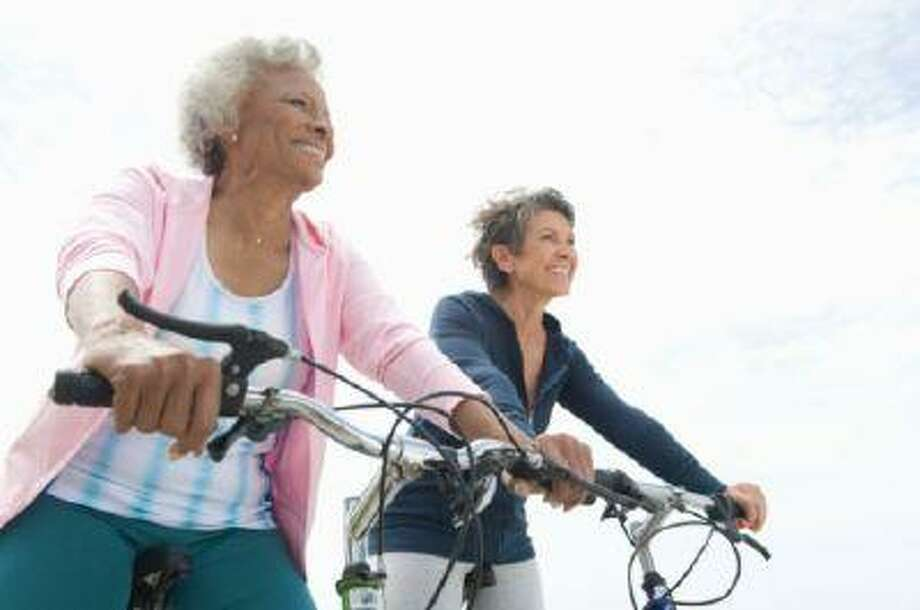 Getting regular exercise doesn't seem to reduce the amount or severity of hot flashes among women going through menopause, according to a new study. (Shutterstock) Photo: Getty Images/moodboard RF / moodboard RF
