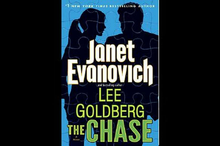 """This cover image released by Bantam shows """"The Chase,"""" by Janet Evanovich and Lee Goldberg. (AP Photo/Bantam) Photo: AP / Bantam"""