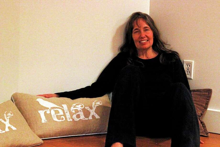 Judith Ehrman-Shapiro founded the Evolving Center in January. Photo: Shako Liu — Register Citizen