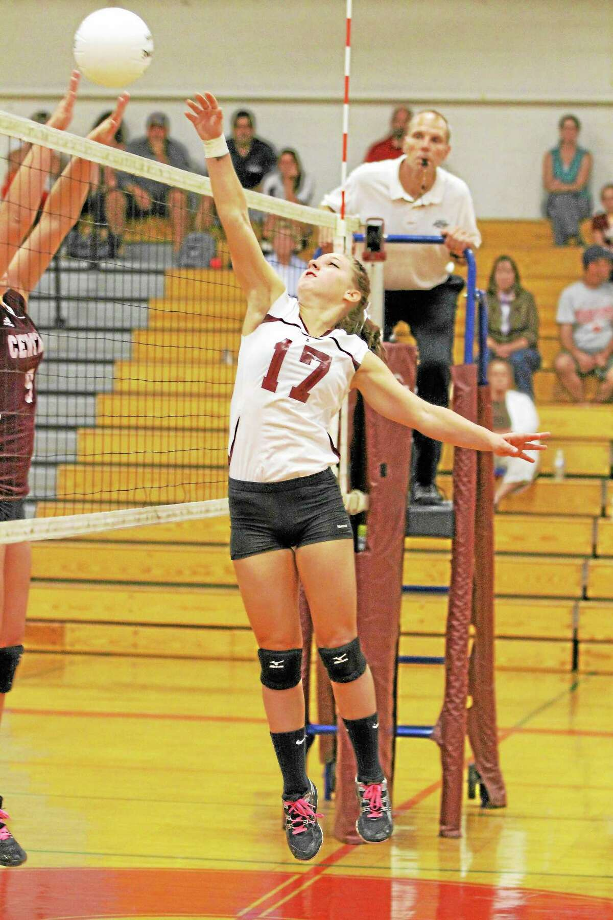 Torrington's Kiley Rosengrant was an important part of the Red Raiders success this season.