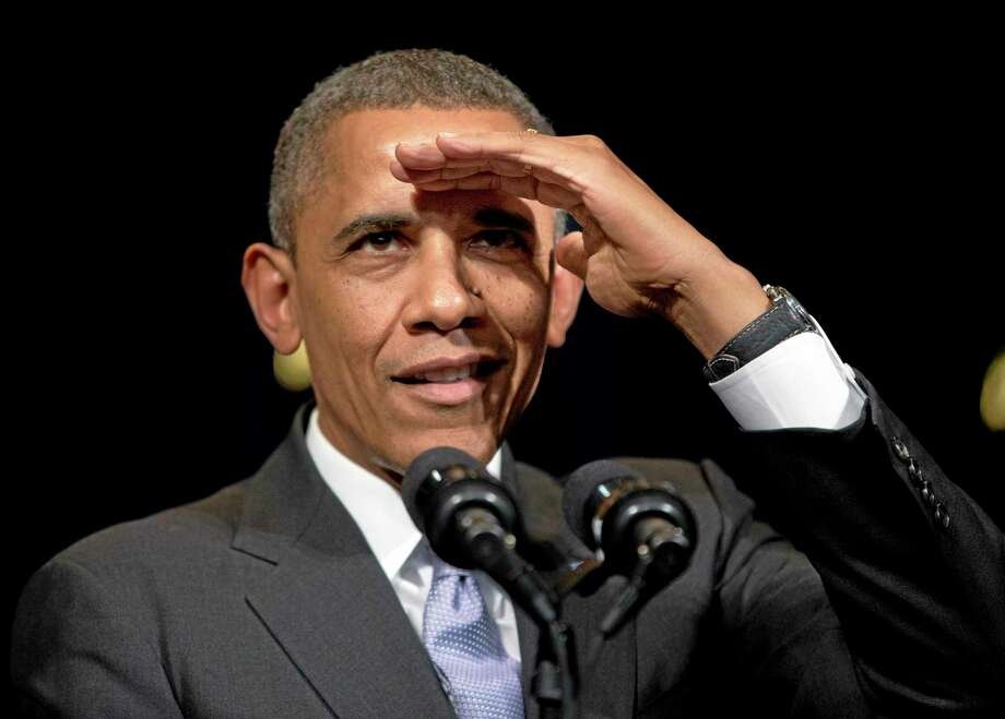 President Barack Obama AP Photo/Pablo Martinez Monsivais Photo: AP / AP