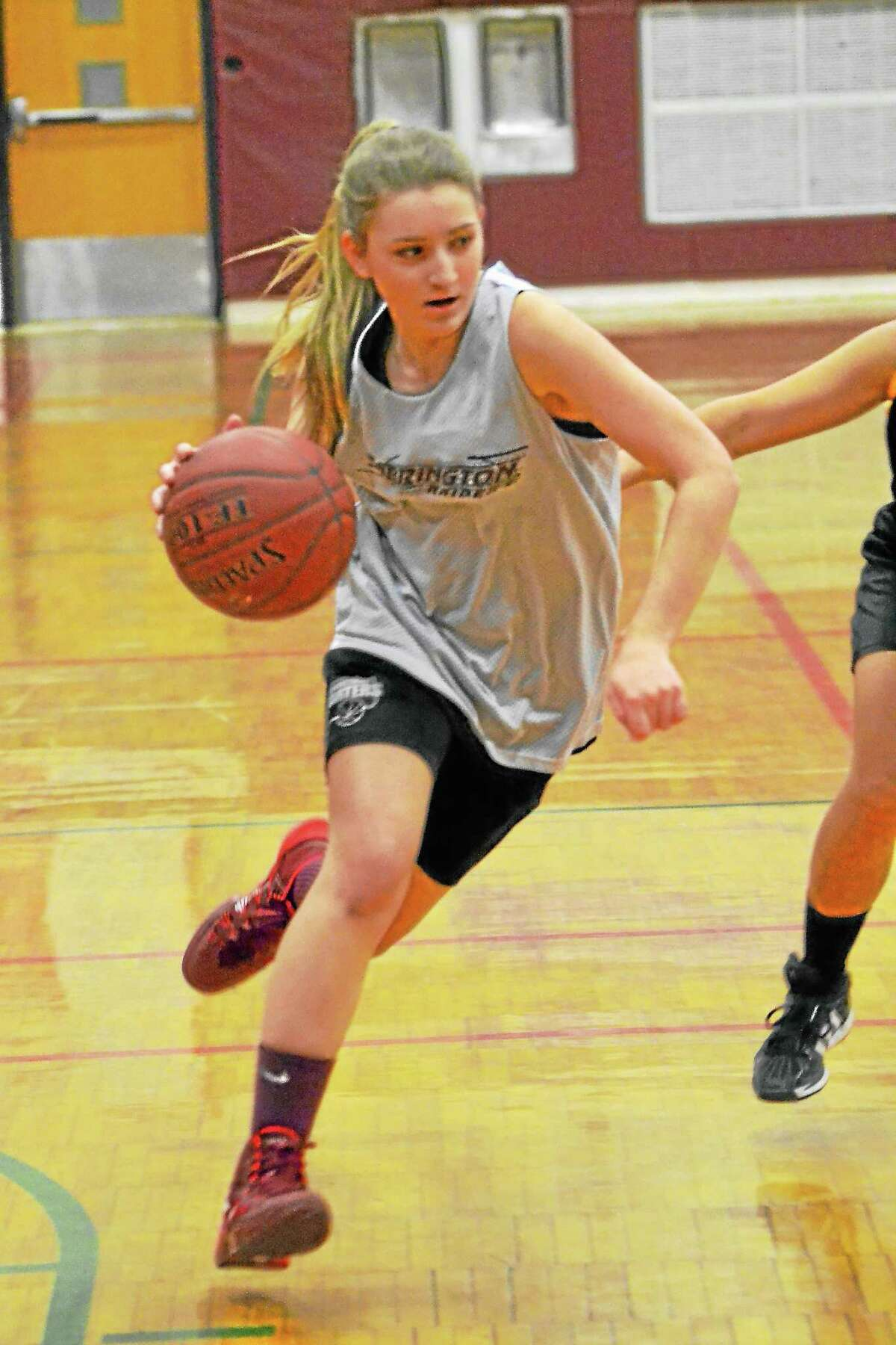 Torrington's Caroline Teti is the Red Raiders' returning leading scoring with 11.6 points-per-game last season as a junior. She also had 82 assists last and shot 71% from the free throw line.