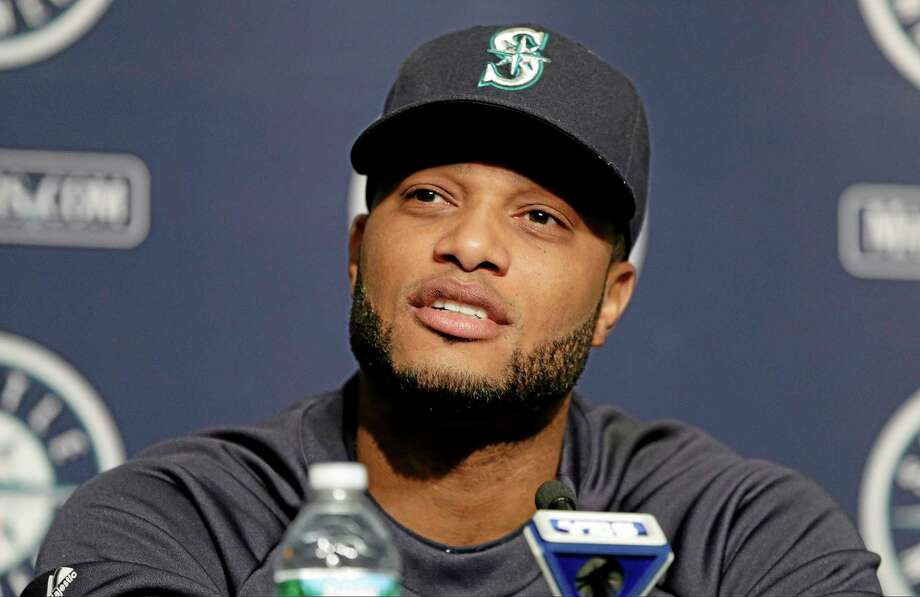 Robinson Cano and the Seattle Mariners had Wednesday night's game with the Yankees in New York rained out. Photo: Frank Franklin II — The Associated Press  / AP