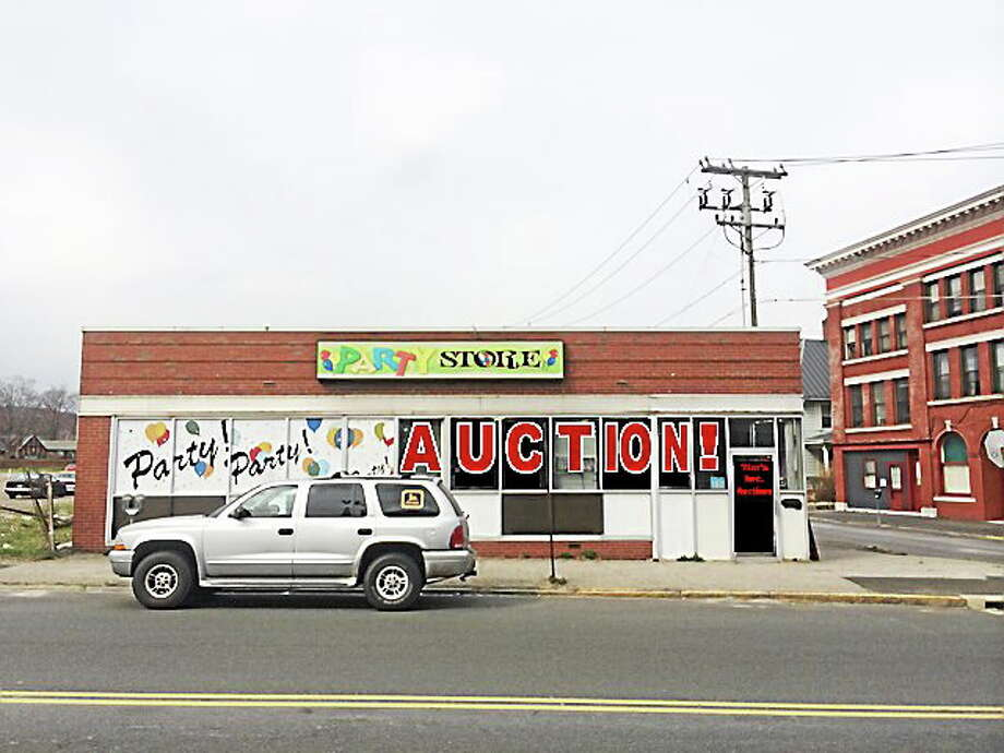 The Party Store, located at 130 Water St. in Torrington, is auctioning off remaining items in the store before the business closes. The auction will be held May 4 at 6 p.m. Photo: Contributed Photo