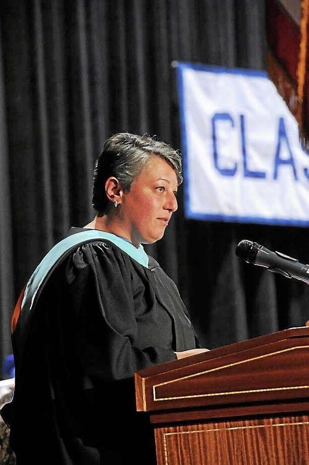 Kristen Della Volpe Photo: Register Citizen FIle Photo
