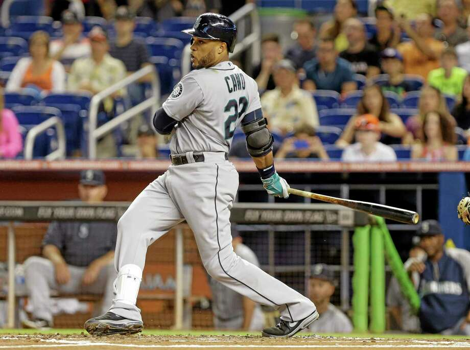 Robinson Cano will be back at Yankee Stadium on Tuesday, his first visit as a member of the Seattle Mariners. Photo: Lynne Sladky — The Associated Press  / AP