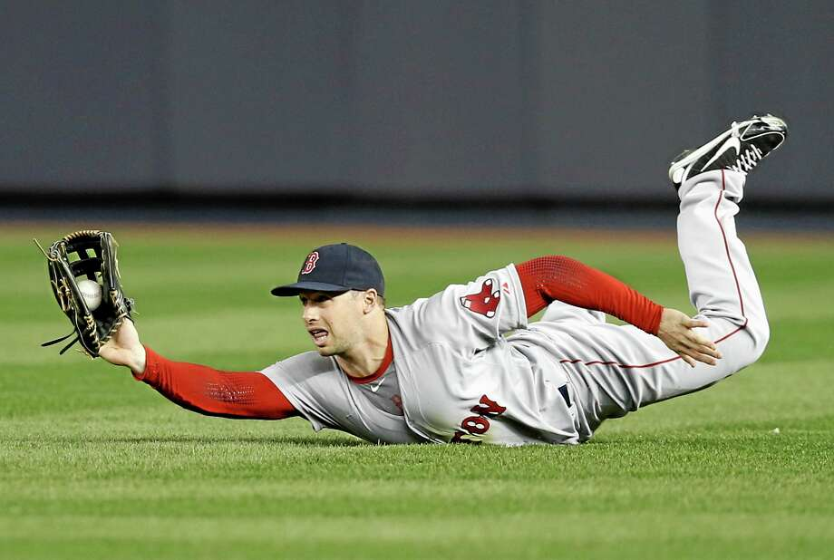 The Boston Red Sox demoted outfielder Daniel Nava on Wednesday. Photo: Kathy Willens — The Associated Press  / AP