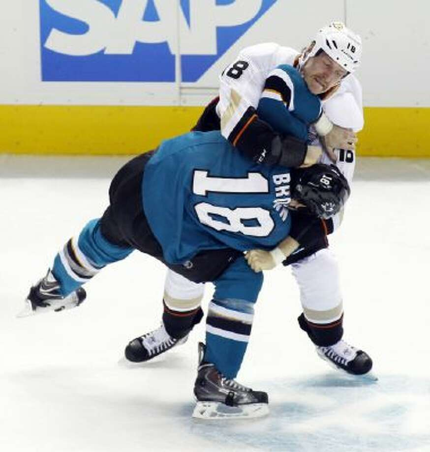 Tim Jackman fights Mike Brown Saturday night.