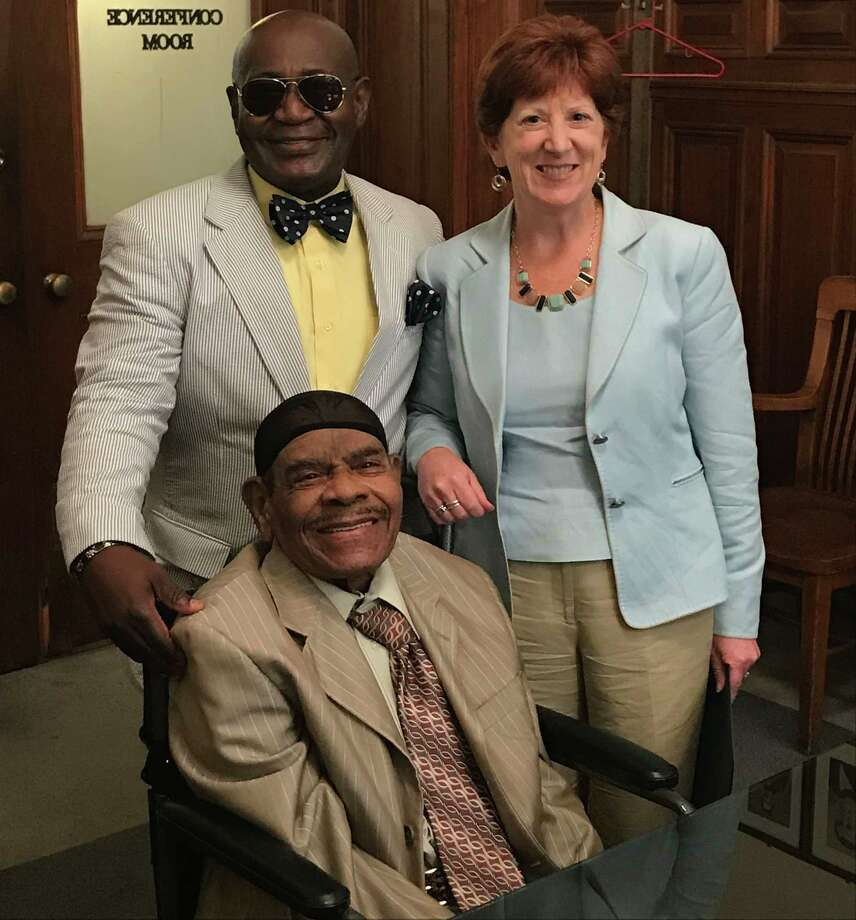 On the eve of his 100th birthday, Albany gospel        singer Andrew Williamson was honored by Mayor Kathy Sheehan. The mayor proclaimed Saturday, Aug. 26, 2017 as Andrew Neshia Williamson Day.