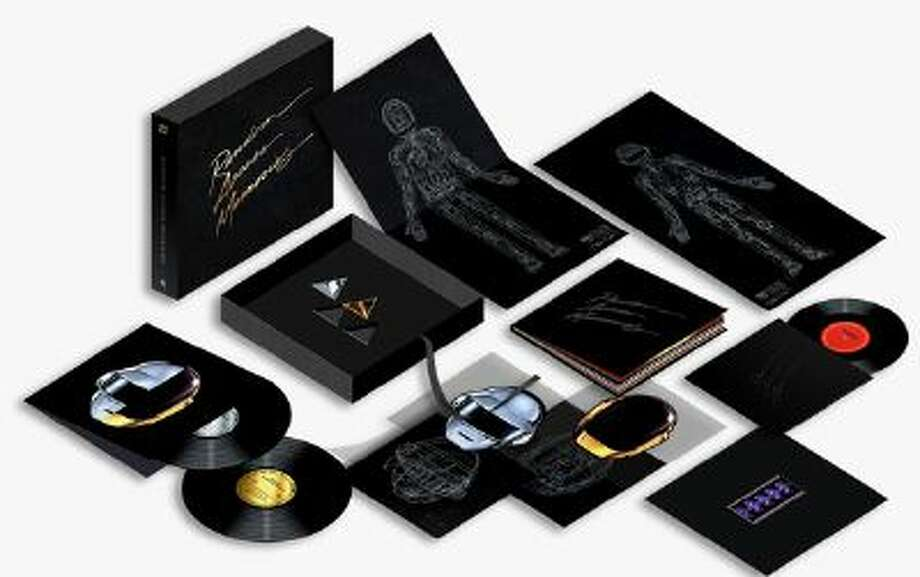 """Daft Punk's """"Random Access Memories"""" box set is included in Reverb's Music Gift Guide 2013."""