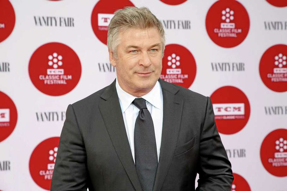 In this April 10, 2014 file photo, Alec Baldwin arrives 2014 TCM Classic Film Festival's Opening Night Gala at the TCL Chinese Theatre in Los Angeles. Providence, R.I. Photo by Annie I. Bang /Invision/AP Photo: Annie I. Bang/Invision/AP / Invision