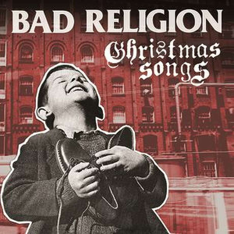 A 'Bad Religion' Christmas album is one way to have a non-traditional take towards holiday music.