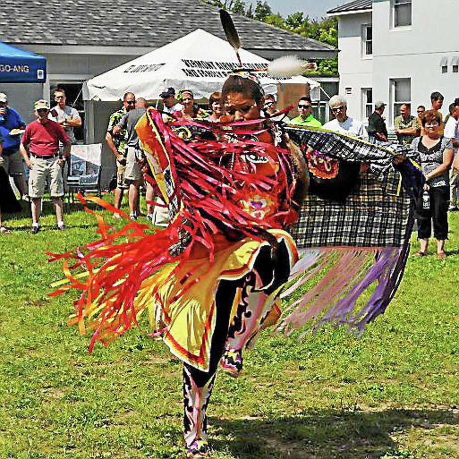 Takara Matthews in her dance performance Photo: Contributed Photo
