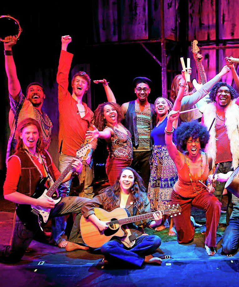 "Submitted photo - Waterbury Palace Theater ""Hair"" will be performed at the Palace Theater in Waterbury in May. Photo: Journal Register Co."
