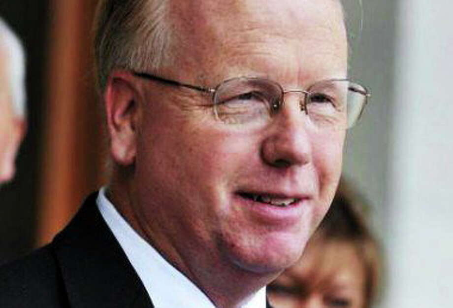 Danbury Mayor and gubernatorial hopeful Mark Boughton. Photo: Journal Register Co.