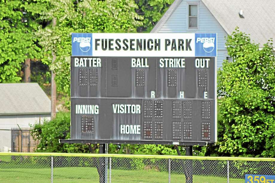 Fuessenich Park will be hosting a professional baseball try out on May 10 and May 11. Photo: Pete Paguaga — Register Citizen