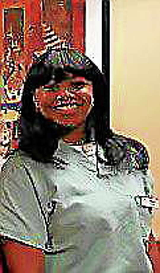 Miriam Carey, in a 2011 newsletter photo welcoming her to the staff of Advanced Periodontics in Hamden as a registered dental hygienist. Photo: Journal Register Co.