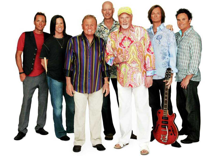 Photo courtesy of the Beach Boys The Beach Boys will bring their timeless musical performance to the Warner Theatre on Friday, April 11. Photo: Journal Register Co.