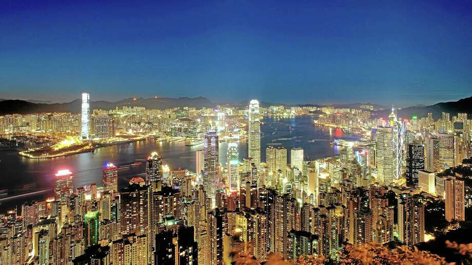 Hong Kong Photo: Journal Register Co.