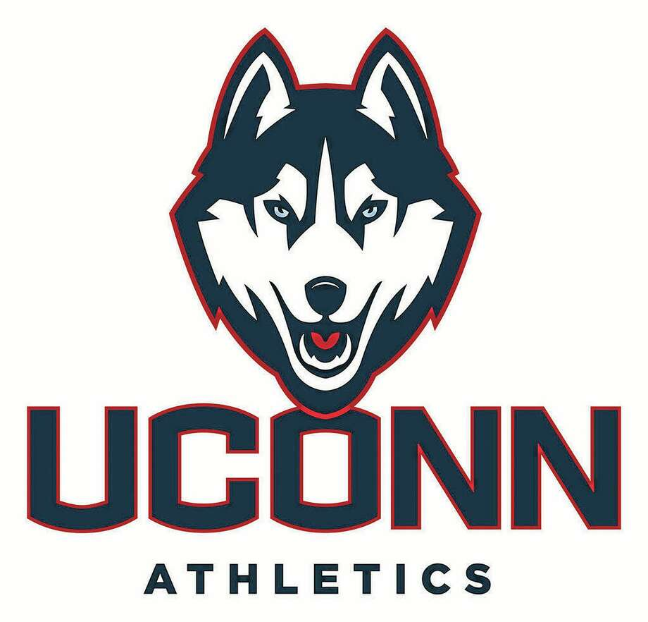This graphic released by the University of Connecticut  on Thursday, April 11, 2013, shows the school's new mascot logo in combination with the new UConn word mark. The new logo comes out of a marketing partnership between the school's athletic department and Nike, which helped design it at no cost to the school. Photo: AP / University of Connecticut