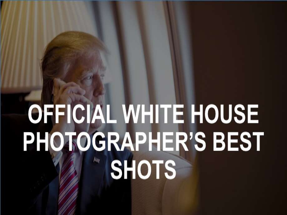 Click on to see some of Shealah Craighead's presidential photography. Photo: Official White House Photo By Shealah Craighead