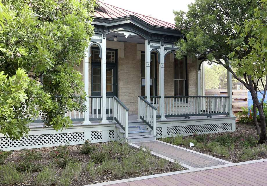 The Hemisfair location of CommonWealth Coffeehouse & Bakery will be located in the historic Koehler House. Photo: William Luther /San Antonio Express-News / © 2017 San Antonio Express-News