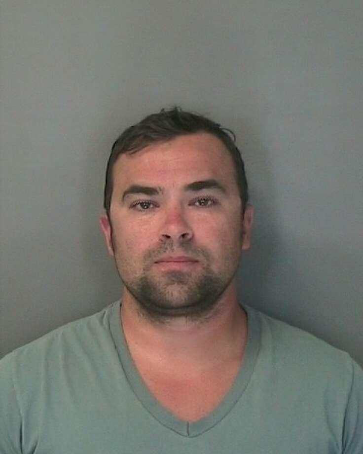 Michael T. Brady,32, of Toms River Photo: Warren County Sheriff's Office
