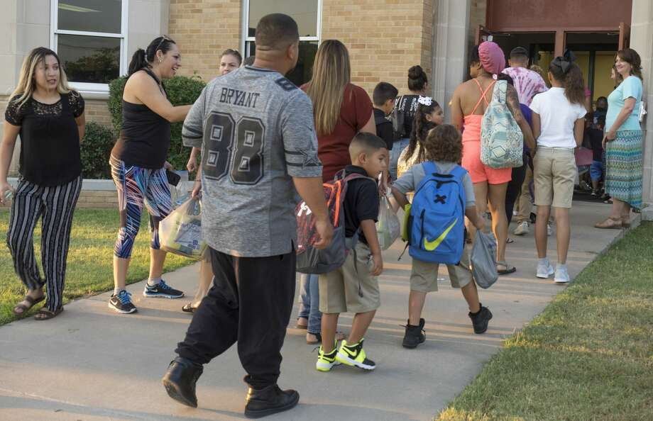 More than 19,500 parents, staff and third- through 12th-graders participated in Midland ISD's second School Quality Survey.  Photo: Tim Fischer/Midland Reporter-Telegram